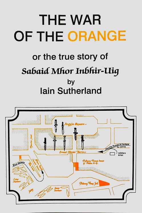 The War of Orange