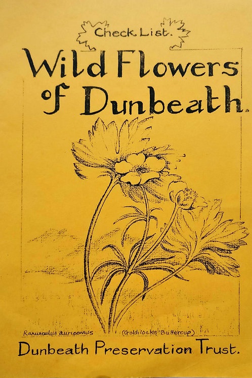 Wild Flowers of Dunbeath - Checklist