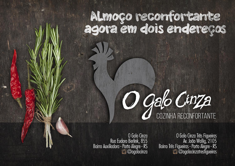 Restaurante Galo Cinza