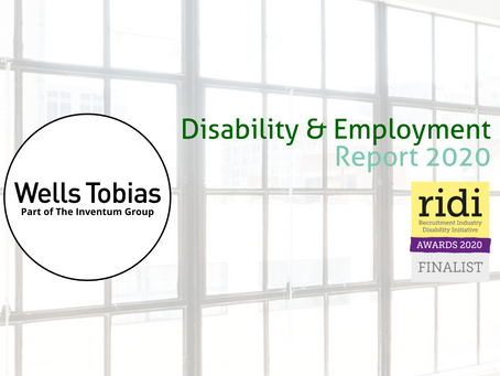 Disability & Employment Report 2020