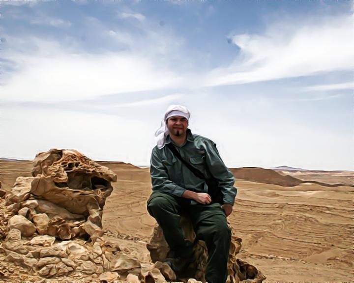 Sinia Desert