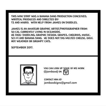 Comic Book Credits
