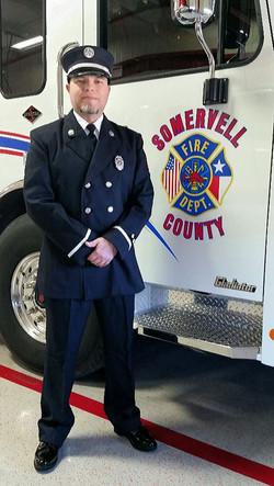 Class A Fire Dept. Uniform