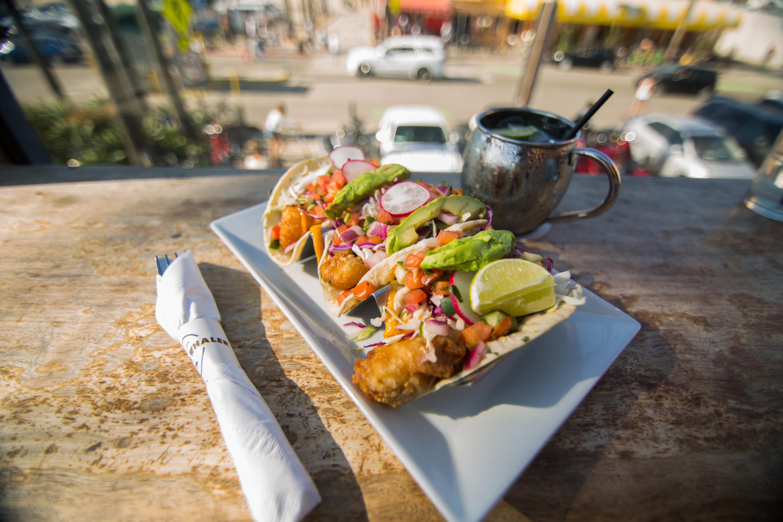 Venice Whaler Tacos