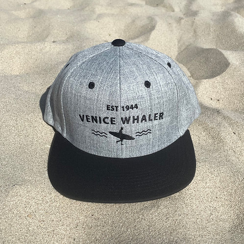 Two-toned Whaler Trucker Hat (Men's)