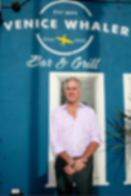 Michael Dobson CEO of Venice Whaler