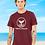 Thumbnail: Round-neck T Shirt (Unisex)