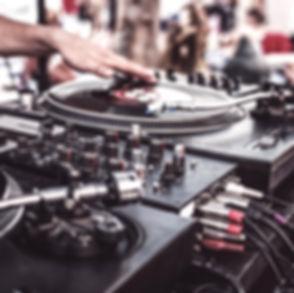 Venice Whaler DJ