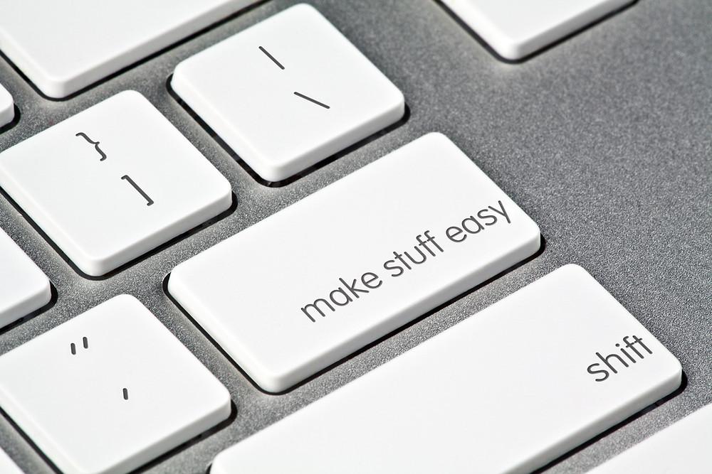 Make stuff easy