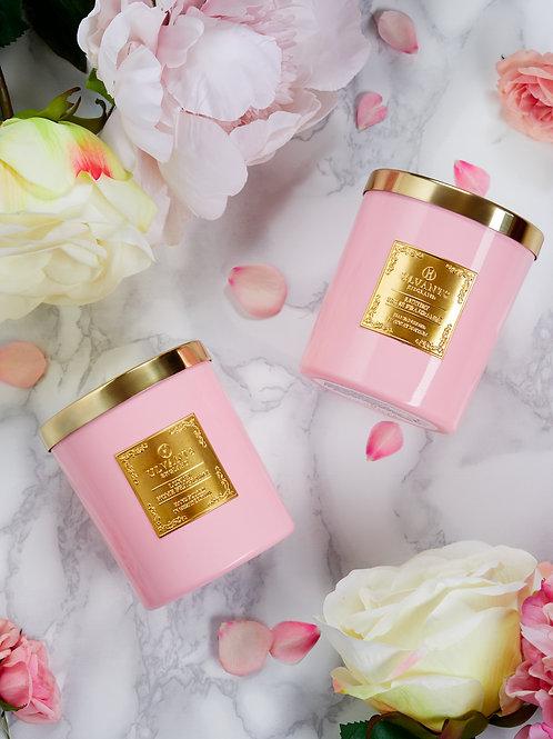 Blush Peony and Rose Candle
