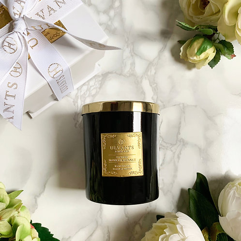 Limited Edition Oudh & Tonka Scented Luxury Candle