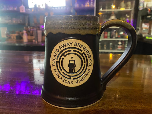 Tucked Away Brewing Co. Stoneware Mug