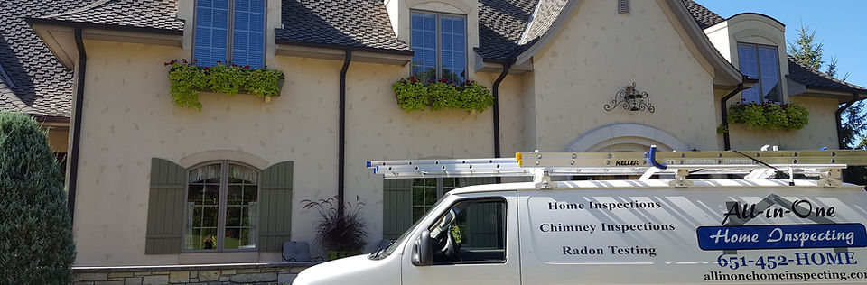 Minnesota Home Inspection, Chimney Inspection, Radon Testing