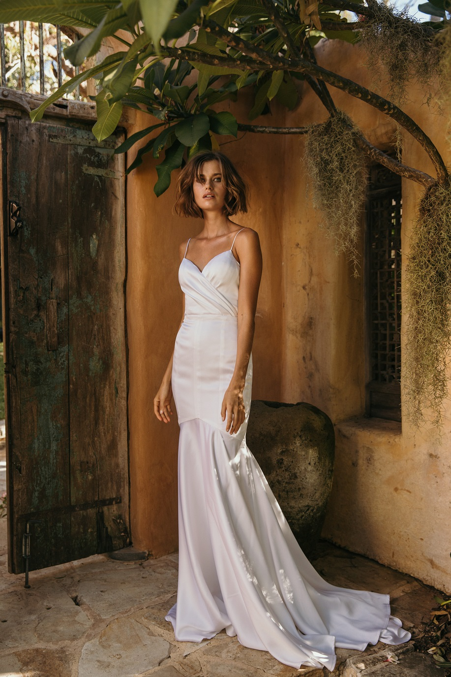 The Wanderlust Gown