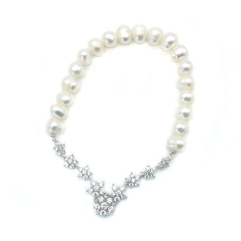Jasmine Freshwater Pearl Bracelet