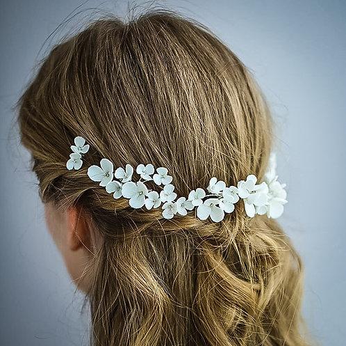 AUSTEN: Ceramic Floral Comb Set