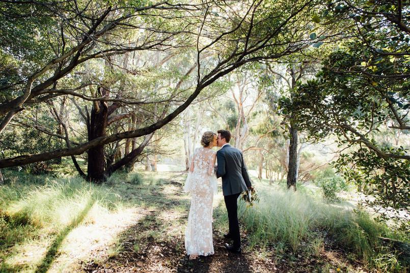Kristy in Jennifer Go Bridal