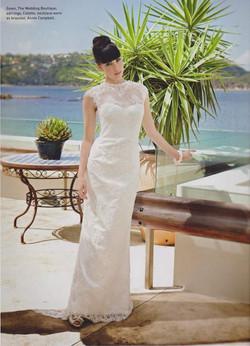 Danae Gown