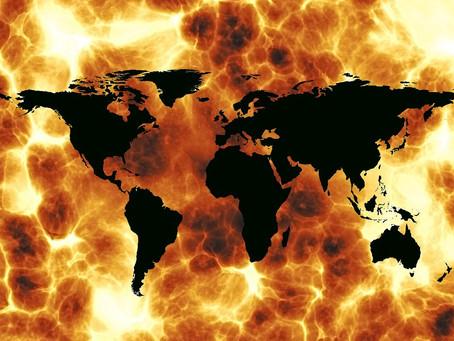 Seguridad Global ¿Por qué deberíamos estar preocupados por lo que está ocurriendo en el mundo?