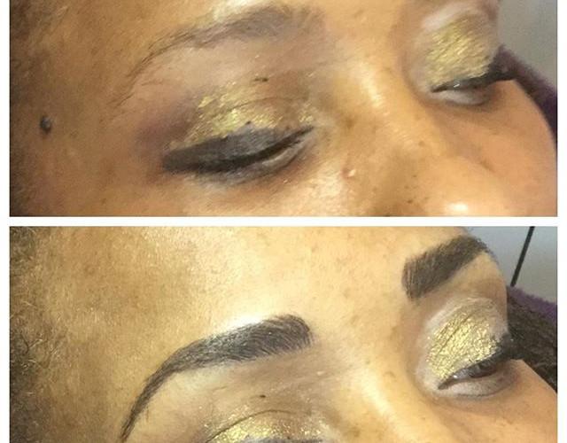 #permanentmakeup #eyebrows #tampabrows #