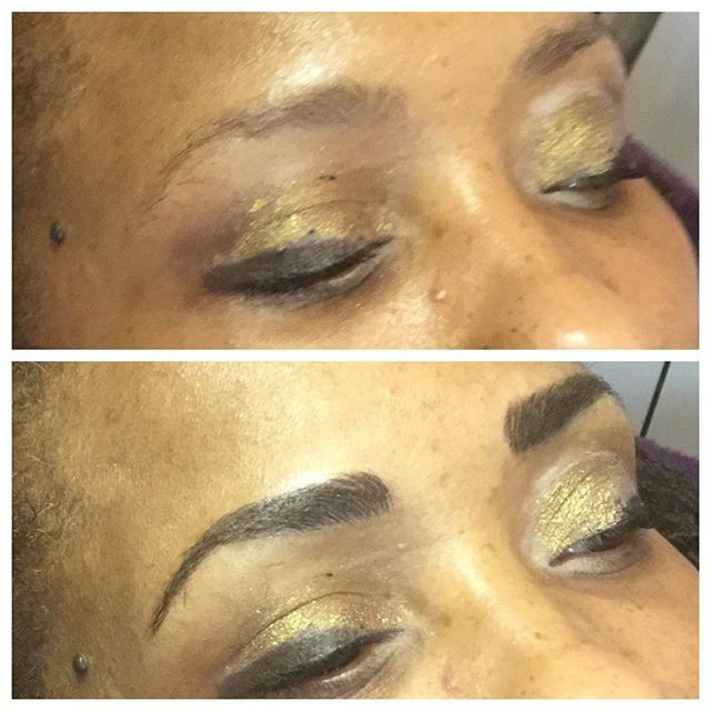 #permanentmakeup #eyebrows #tampabrows #