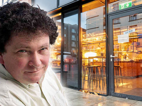 TOM DOORLEY: I FOUND A CROQUE OF GOLD IN THIS NEW CAFÉ ON DUBLIN'S NORTHSIDE