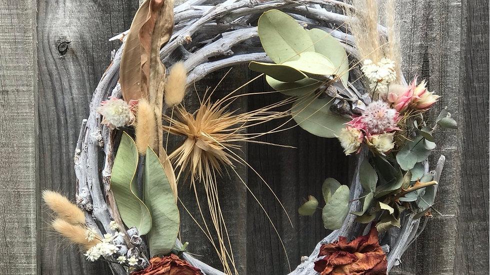 Taurus Rising Wreath