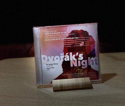 Dvorak Night CD 2
