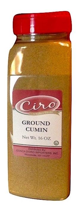 Ground Cumin 16 oz