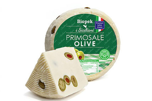 BIOPEK PRIMO SALE WITH OLIVES 6/3 LB