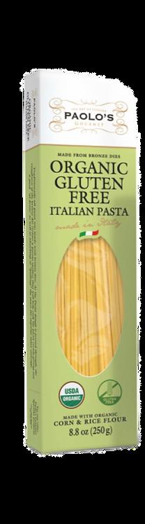 Spaghetti Organic Gluten Free 12/250 ml