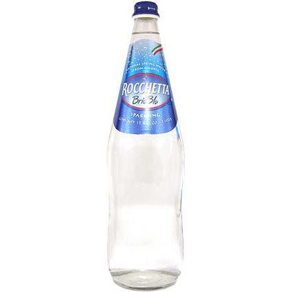 Rocchetta Sparkling Water 12/1 liter