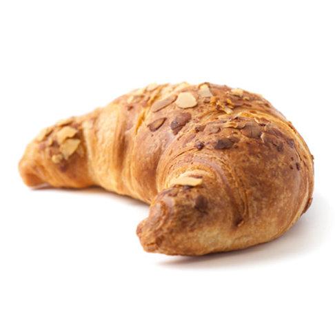 Forno D`Asolo Italian Croissant Glazed Almond