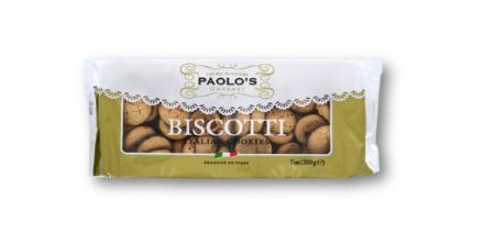 PAOLO AMARETTI COOKIES
