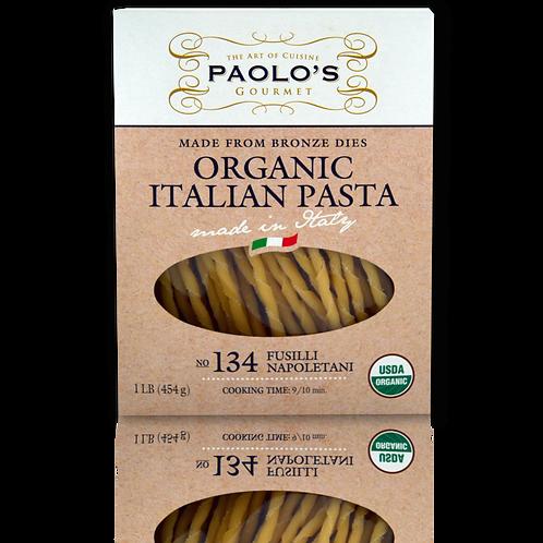 Paolo's Organic Bronze Die Fusilli Napoletani #134