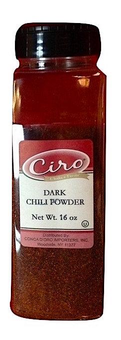 Dark Chili Powder