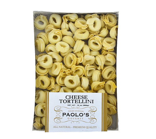 Paolo's Gourmet Cheese Tortellini