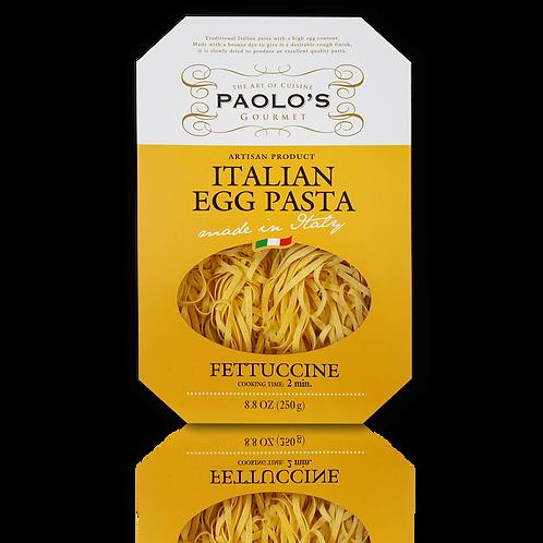 Fettuccine Nest Egg Pasta