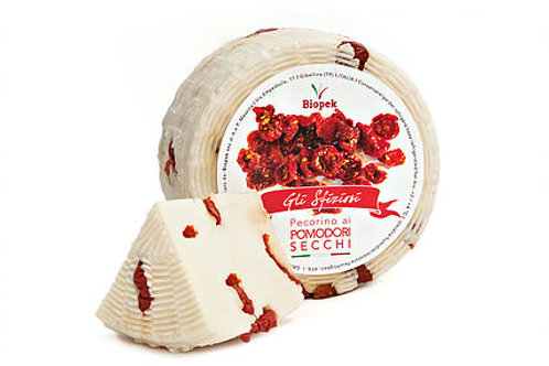 BIOPEK PRIMO SALE WITH SUN DRIED TOMATOES 6/3 LB