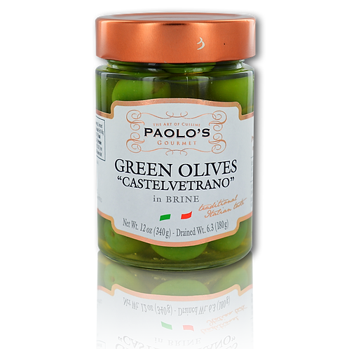 Castelvetrano Olives Whole