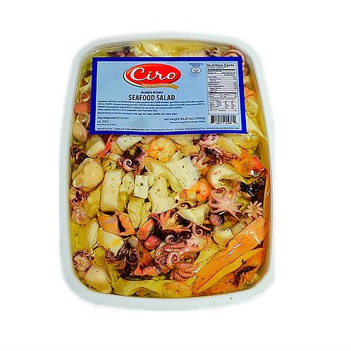 Ciro Seafood Salad 4/1k Tray