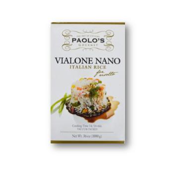 RISO VIALONE NANO PK/SZ: 12/1 kgs