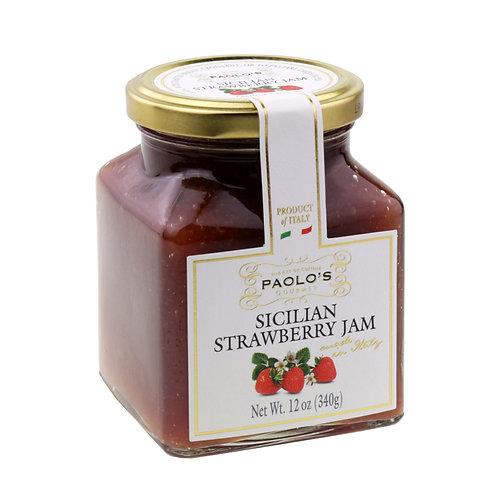Sicilian Strawberry Jam