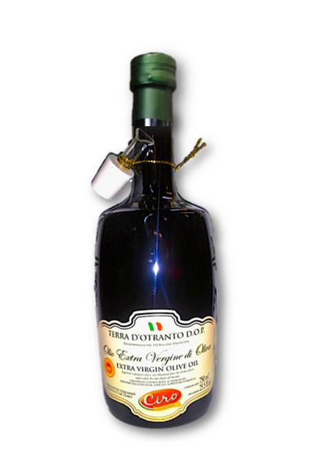 Terra D'Otranto D.O.P Ex Virgin Olive Oil 6/750 ml