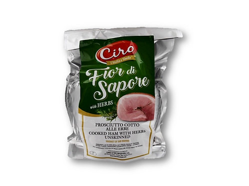 Prosciutto Cotto w/ Herbs