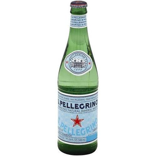 San Pellegrino Sparkling & Natural 24/16.9 oz