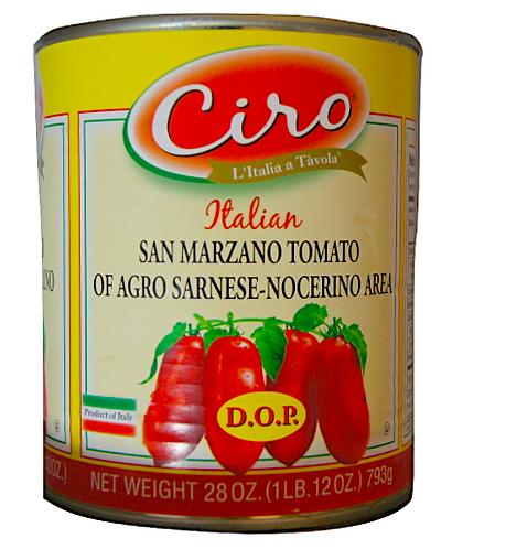Ciro San Marzano Tomatoes