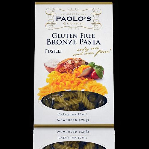Paolo's Gluten Free Fusilli  Pasta
