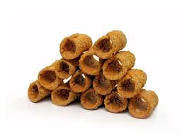 Cannoli Shells Large Bulk 48ct