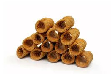 Cannoli Shells Large Bulk 48ct